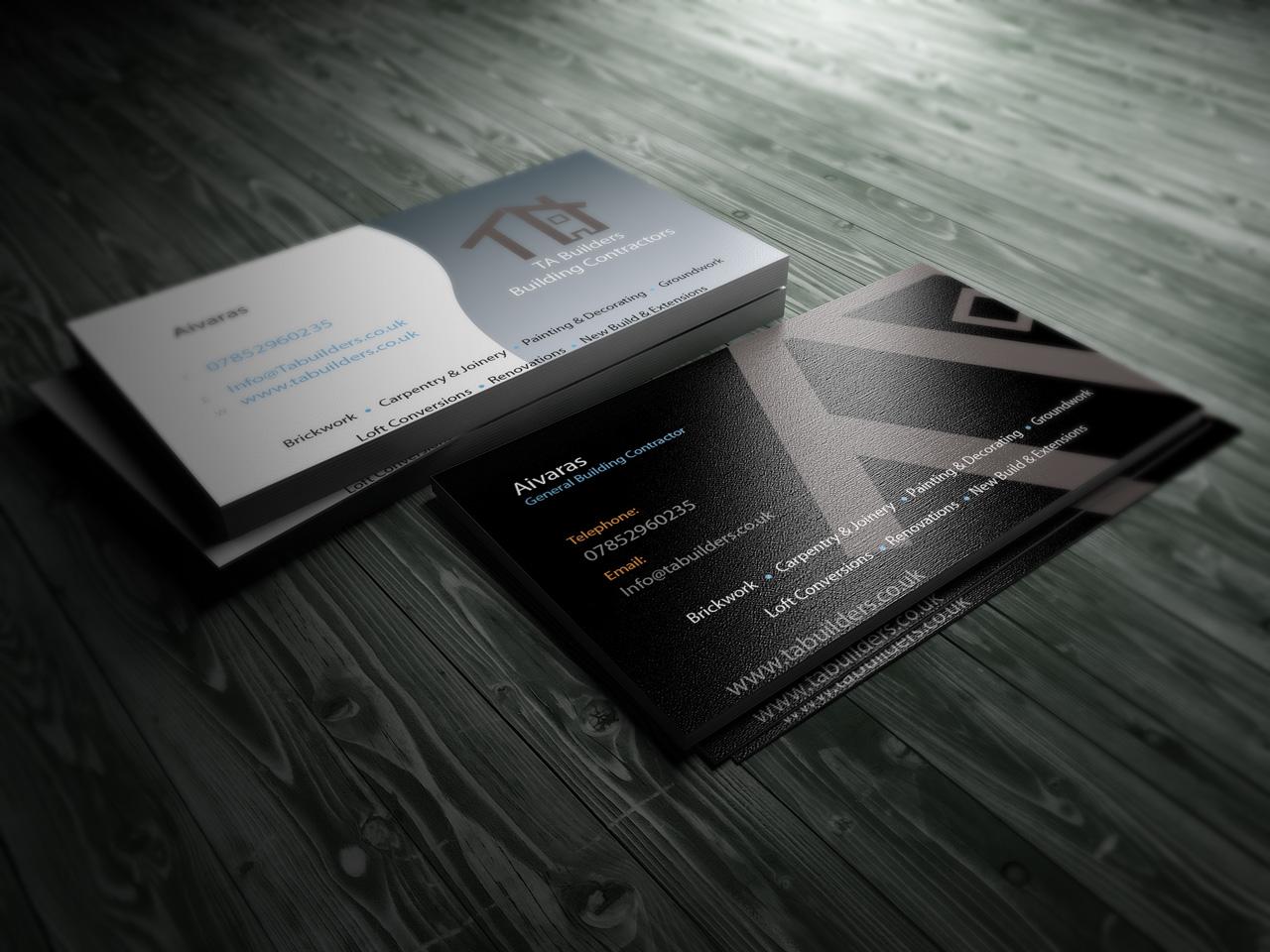 Business card ta builders dzwebs it solutions business card ta builders colourmoves